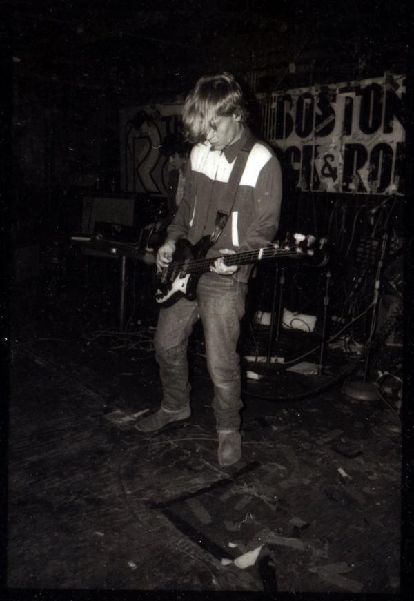 Lee Boston RatClub 1980#3
