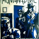 1986 - Montanablue Live Poster