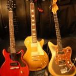 Julius's Tokai lp+Gibson lp + Framus jazzmaster