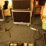 Lee Vox TB35 + Pedalboard mar18 2013