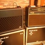 Lees Vox TB35 & AC50
