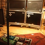 Lee's stage amps & pedalboard march 2014 - b