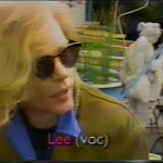 Montanablue TV interview 1988 (RTL)