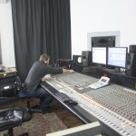 niko tracking at concord audio hamburg jan 9th 2012