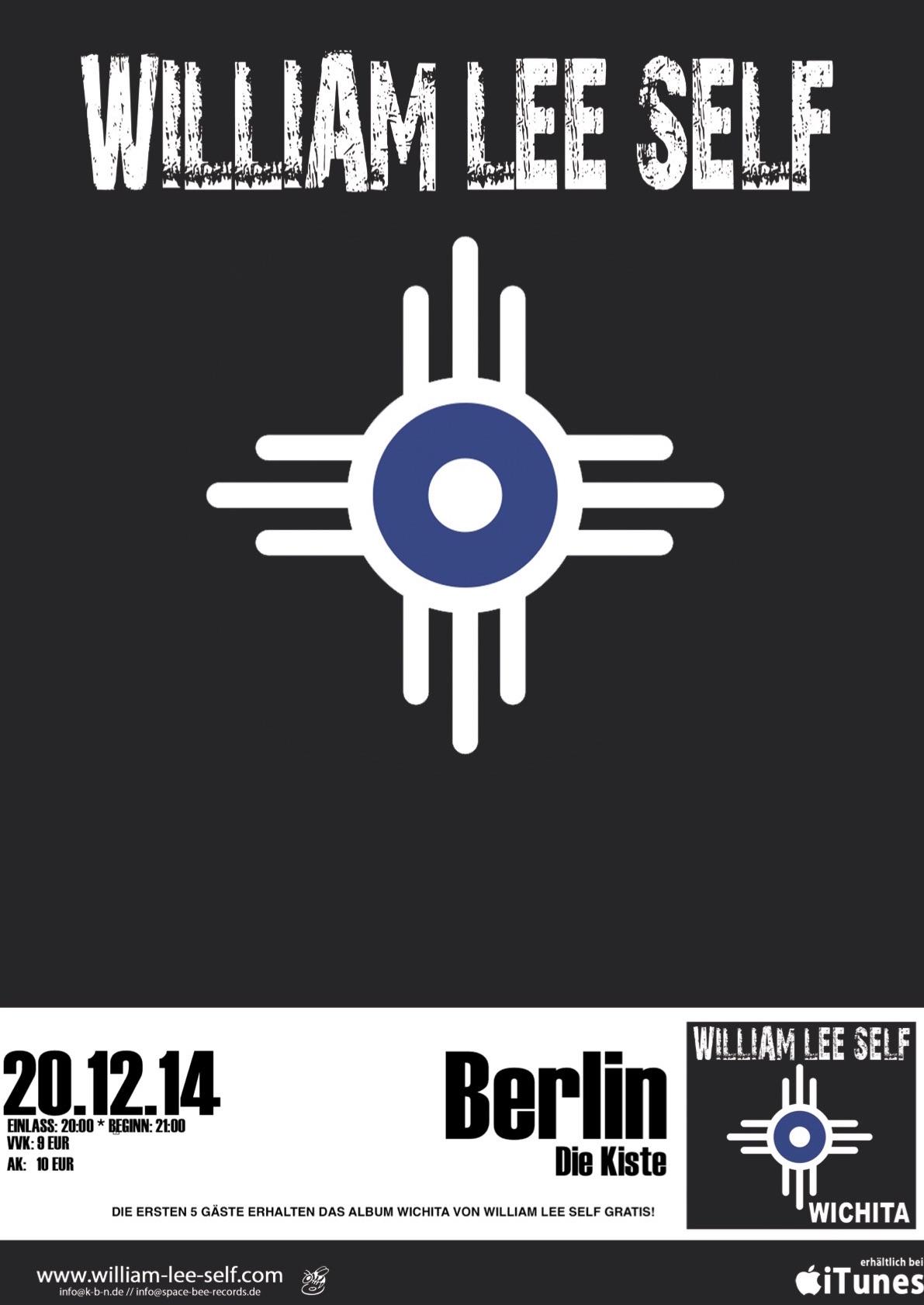2014 - 12-20 - Plakat die Kiste